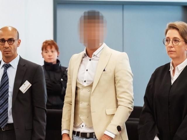 Täter von Chemnitz zu neuneinhalb Jahren Haft verurteilt