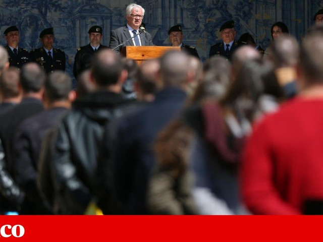 """Eduardo Cabrita: a GNR é a """"primeira voz"""" em defesa das vítimas de violência doméstica"""