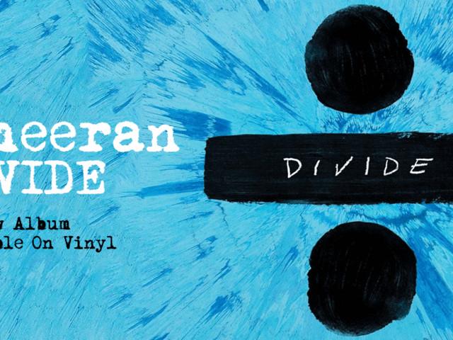 Uma paixão: O novo CD do Ed Sheeran!