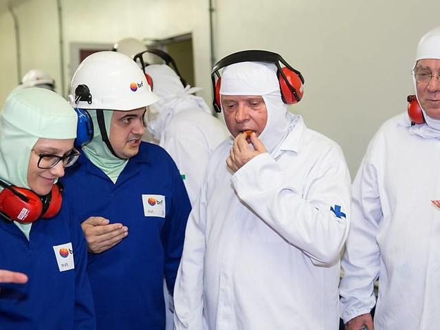 'Suspeita de corrupção é inaceitável', diz porta-voz da UE sobre Carne Fraca