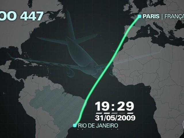 Acidente com avião da Air France, que matou 228 pessoas, completa 10 anos