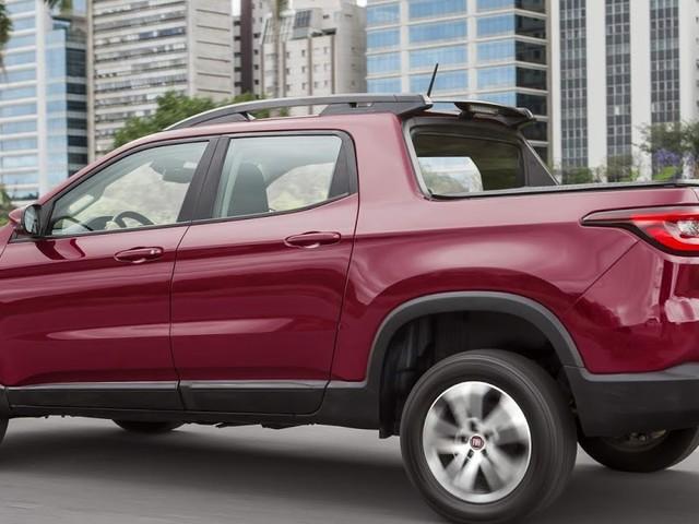 Fiat Toro já superou a marca de 100 mil unidades vendidas