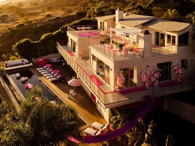 Casa da Barbie está disponível no Airbnb em Malibu