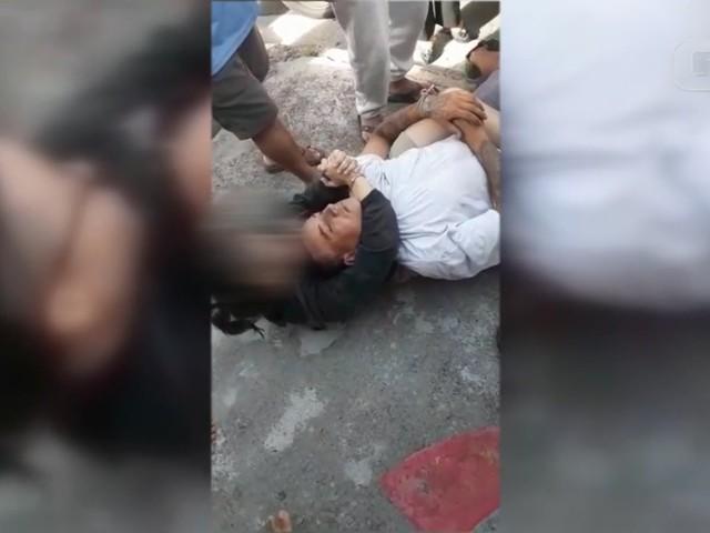 Mulher que evitou furto de moto com golpe mata-leão em suspeito pratica artes marciais; vídeo