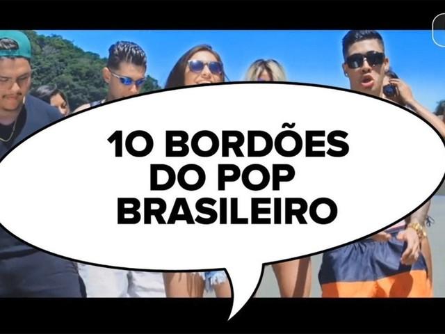 Os bordões estão transformando a música pop brasileira em uma Escolinha do Professor Raimundo?