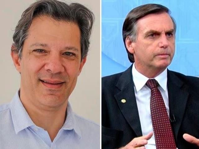 Confira as propostas de Jair Bolsonaro e Fernando Haddad para a geração de empregos