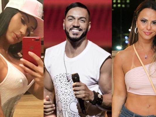 """Gracyanne Barbosa faz grande revelação, humilha Viviane Araújo e atriz rebate com indireta: """"vai pra casa do caral**"""""""