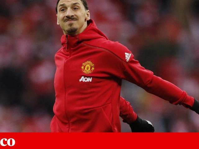 Agora é oficial: Ibrahimovic abandona o Manchester United