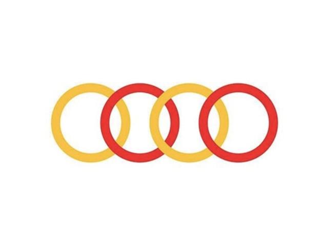 Na Rússia, Audi adere às cores vermelho e amarelo para homenagear profissionais de saúde