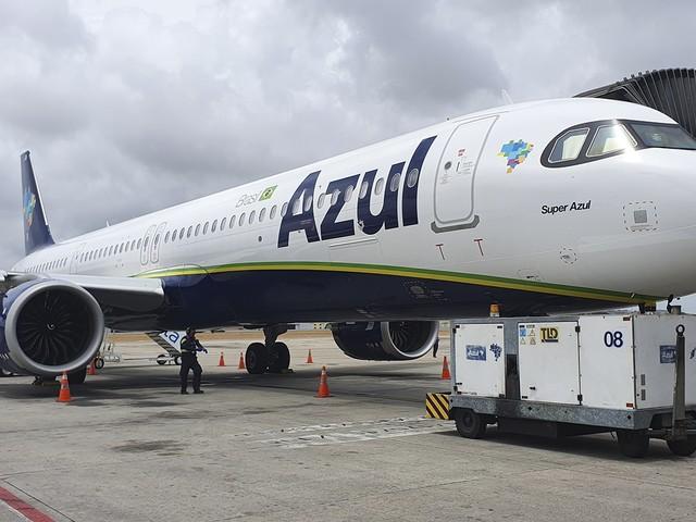 Como é voar no novo Airbus A321neo da Azul