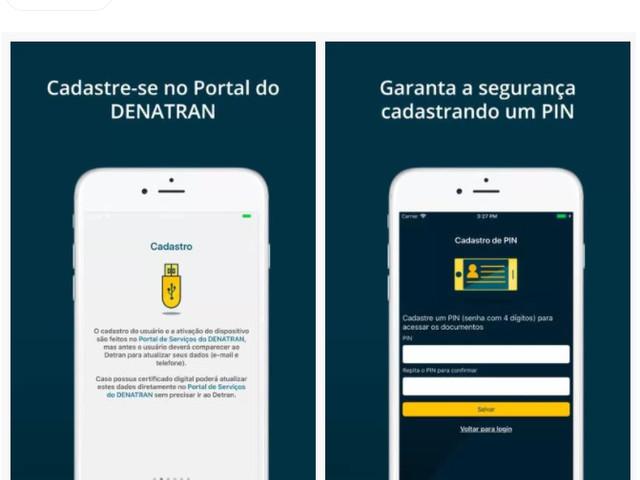 CNH Digital chega ao DF e já pode ser usada por mais 200 mil motoristas; app está disponível