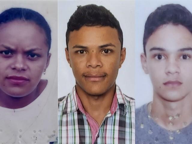 Corpos de mãe, filho e amigo mortos em acidente são liberados do IML e velados em Cristalândia