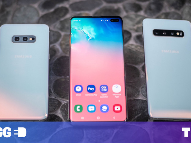 S10, S10+, S10e hands-on: Samsung's galaxy of Galaxies gets a little bigger