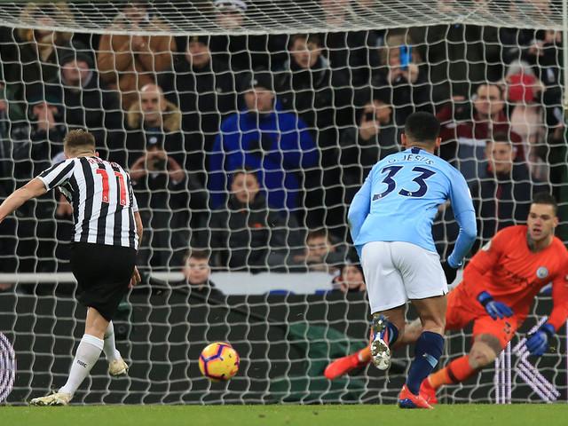 Newcastle x Manchester City pelo Campeonato Inglês: veja fotos