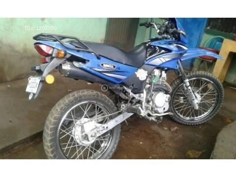Moto Kross 150CC 2014