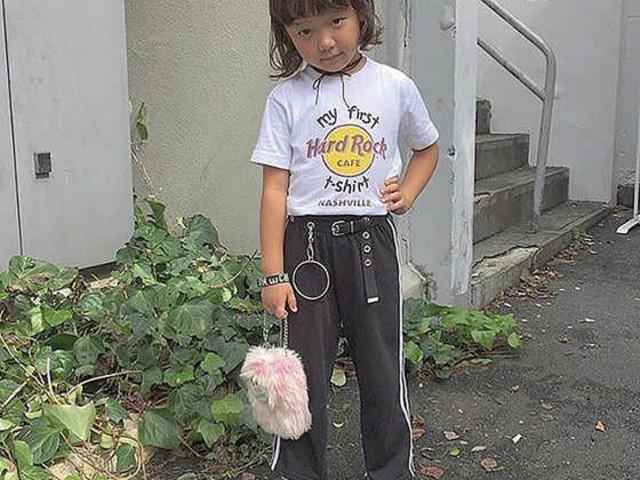 Garota japonesa de 6 anos faz sucesso no Instagram por causa de seus looks