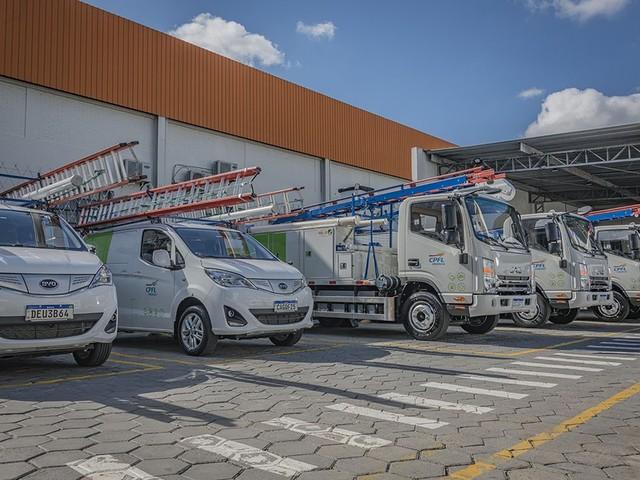 CPFL Energia substitui frota de Indaiatuba (SP) por veículos elétricos