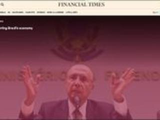 'Financial Times':Reinventando a economia brasileira