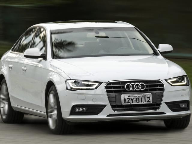 Audi convoca A4 e A5 para recall por falha em motor
