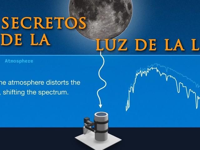 Los secretos de la luz de luna