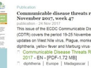 ECDC: surtos de difteria no Iêmen e na Venezuela