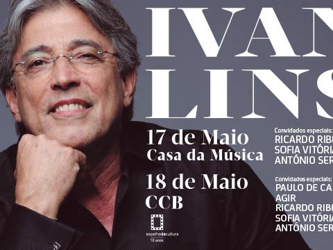 Ivan Lins em Lisboa