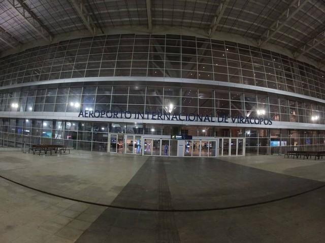 Credores planejam boicotar reunião para recuperação do Aeroporto de Viracopos
