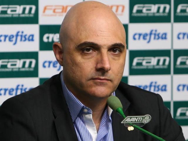 Palmeiras garante salários de março e estudará situação financeira em abril
