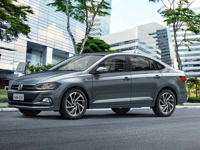 Volkswagen Virtus joga pressão para cima do Fiat Cronos