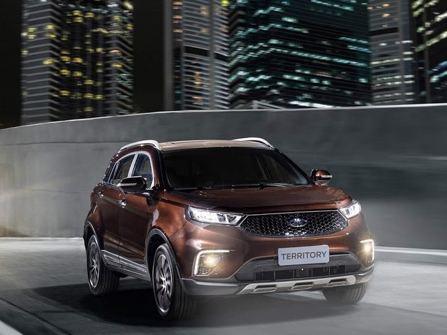 Ford mostra o Territory e oferece transporte gratuito para clientes no Rock in Rio
