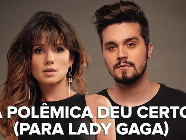 Paula Fernandes não emplaca 'Juntos e shallow now', mas faz Lady Gaga disparar nas paradas