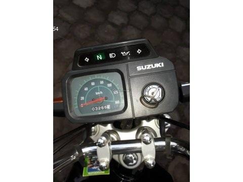 Suzuki Ax100 2018