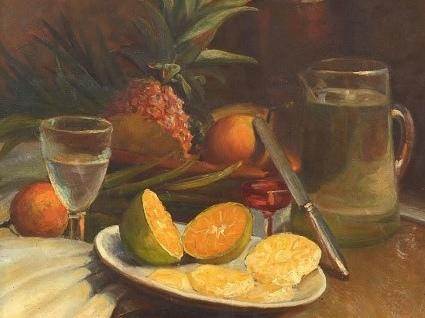 Hoje é dia de feira:frutas e legumes frescos!