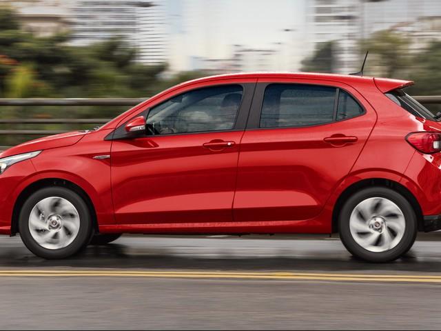 Fiat faz recall de mais de 150 mil unidades de Mobi, Uno e Argo por problema na chave de setas