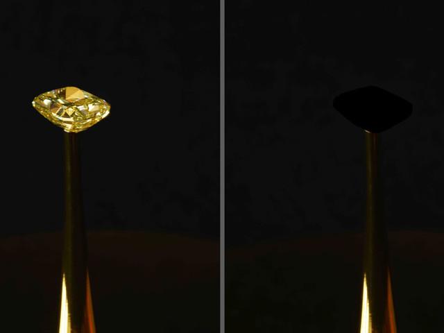 Nos EUA | Por acaso, cientistas criam material 'mais escuro do mundo'