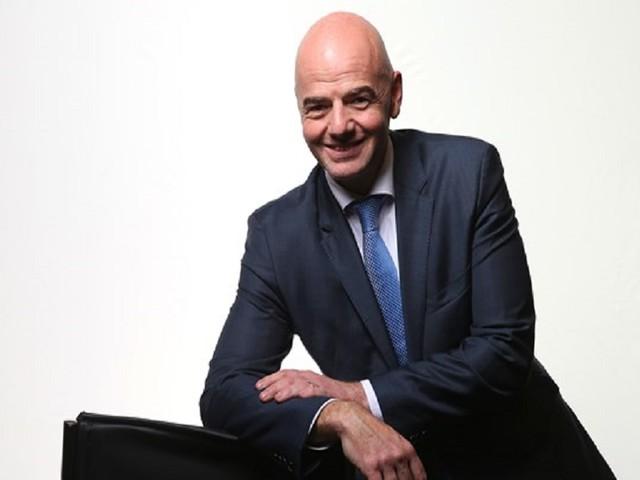 Presidente da FIFA visita São Tomé e Príncipe