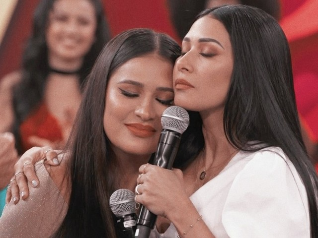 """Simone faz homenagem emocionante para a irmã Simaria no dia do seu aniversário: """"Um dos corações mais lindos que conheço"""""""