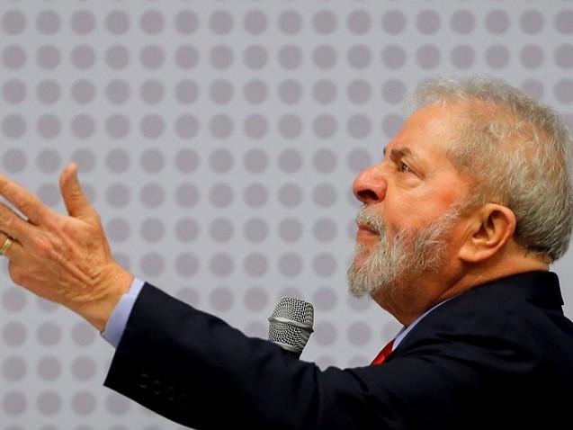 """Lula sobre a sua prisão: """"É o único jeito de ganharem a eleição"""""""
