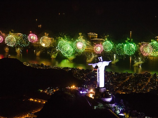 Rio Expects 3 Million to Attend New Year's Eve in Copacabana