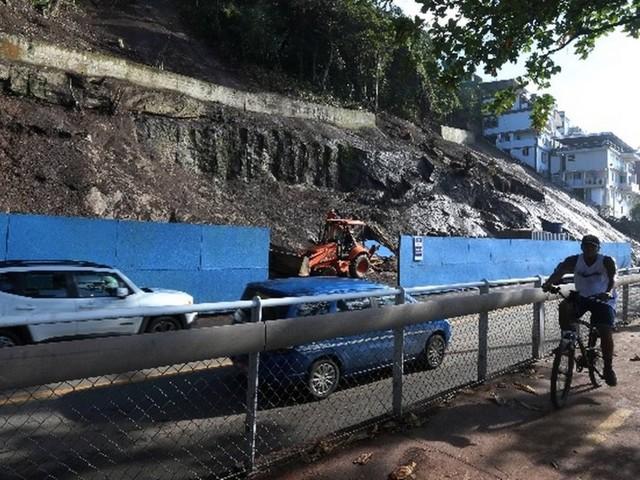 Obra da Cedae pode causar retenções na Avenida Niemeyer nesta quarta-feira