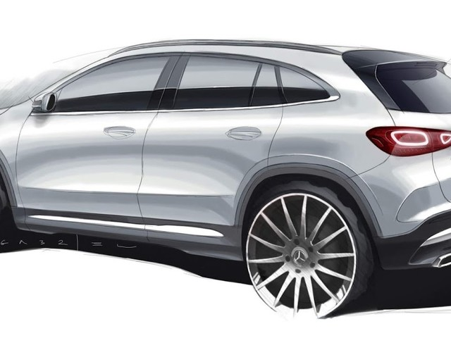 Novo Mercedes GLA 2020 será apresentado amanhã: fotos
