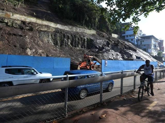 Avenida Niemeyer terá retenções na manhã desta quarta-feira para obra da Cedae