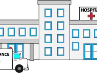 É permitido ao médico realizar visita social em ambiente hospitalar ?