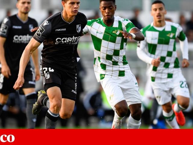 Reviravolta com Moreirense dá quinto lugar a Vitória