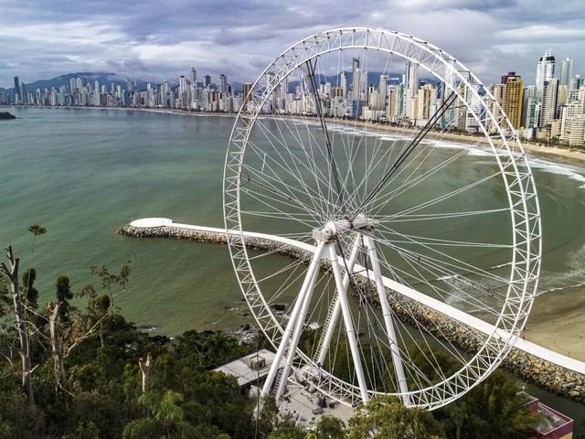 Passagens para Florianópolis ou Navegantes a partir de R$ 194