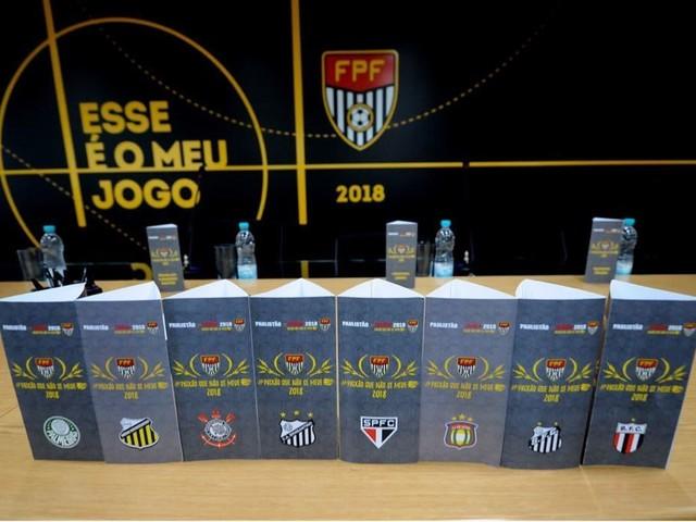 FPF divulga árbitros que atuarão nas quartas de final do Paulistão