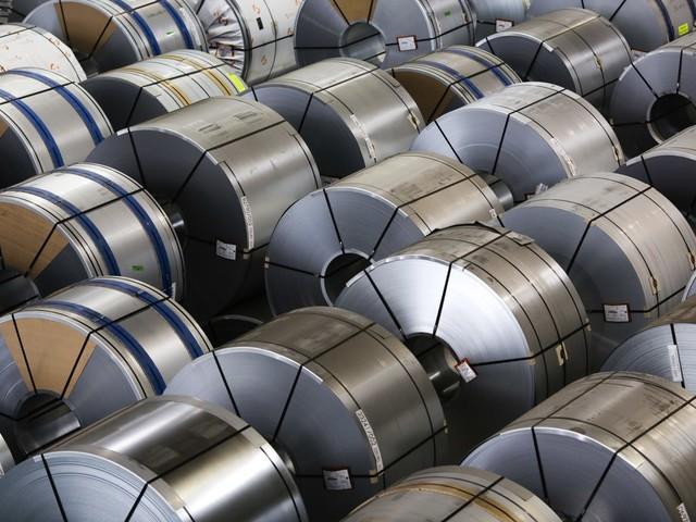 Consumo aparente de aço recua 2,7% em 2019, diz Aço Brasil