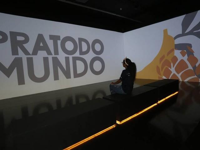 Exposição do Museu do Amanhã pensa o futuro do planeta com 10 bilhões de pessoas