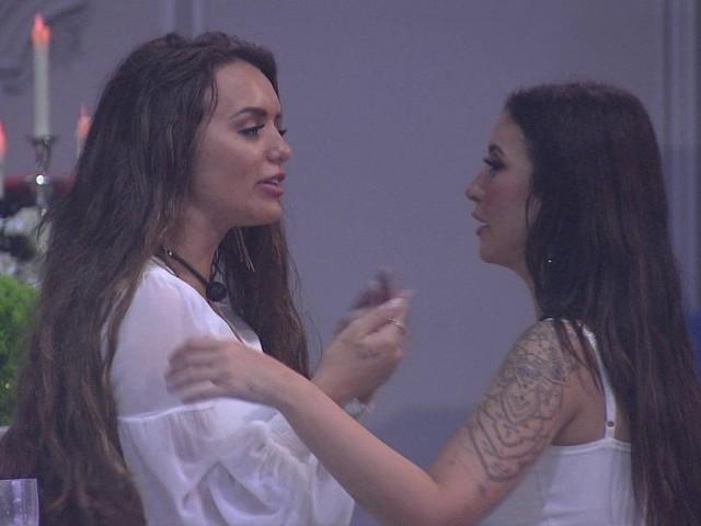 """Bianca Andrade sobre Rafa Kalimann após discussão no BBB 20: """"É uma escrota"""""""
