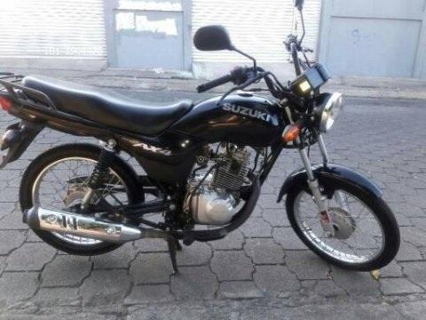 VENDO MOTO SUZUKI AX4 115